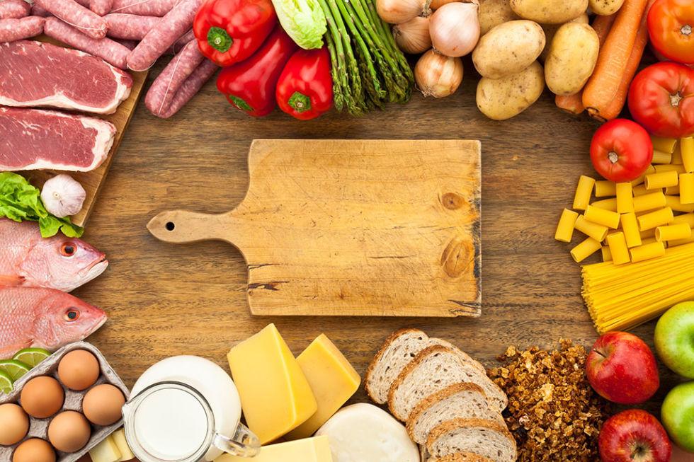 Cómo combinar correctamente los alimentos: