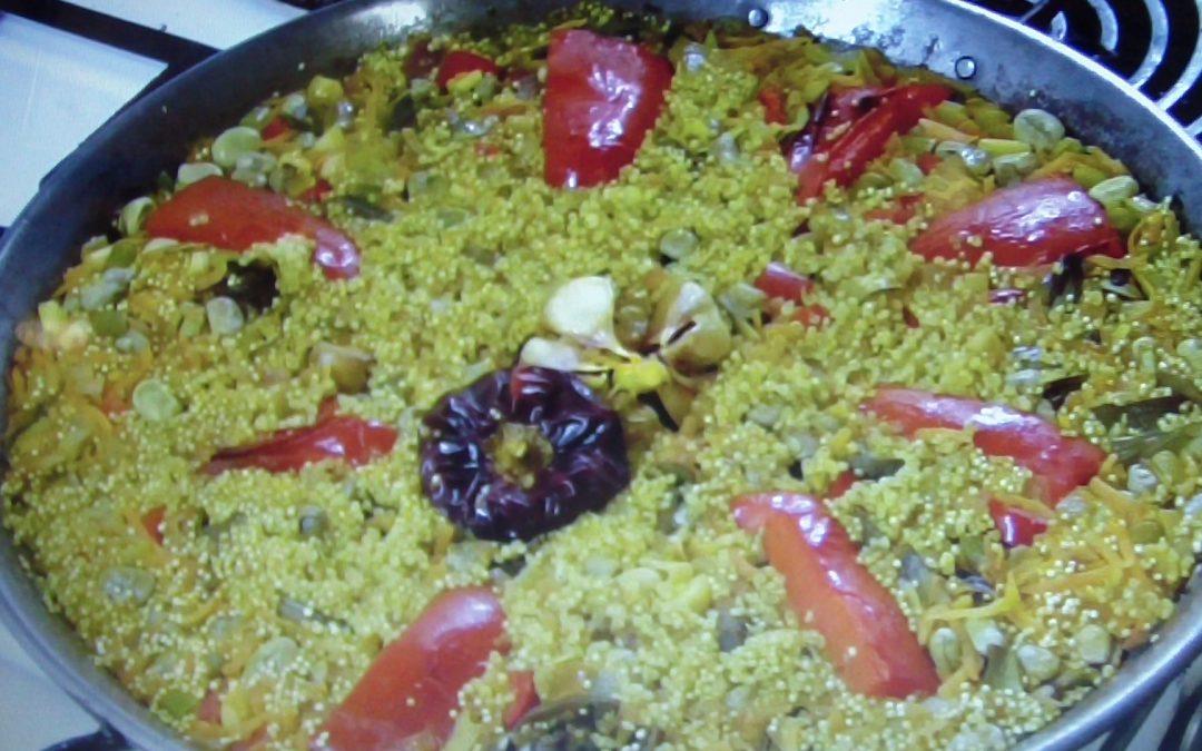 C mo preparar la quinoa recetas con quinoa terapias for Cocinar quinoa negra