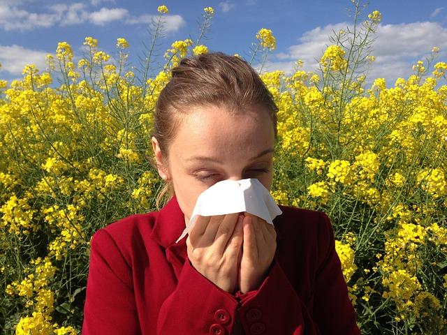 Alergia, medicina del terreno