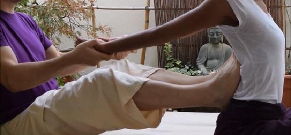 Curso masaje TAILANDES (45 horas lectivas)