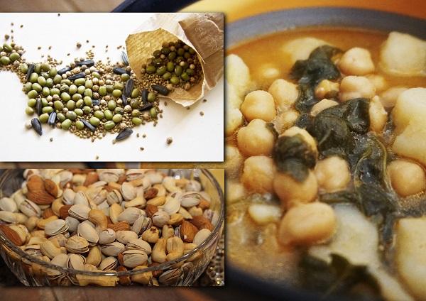 ¿De dónde se obtienen las proteínas llevando una dieta vegana?