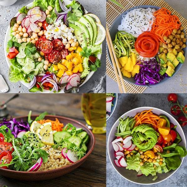 ¿Por qué es importante comer vegetales crudos?