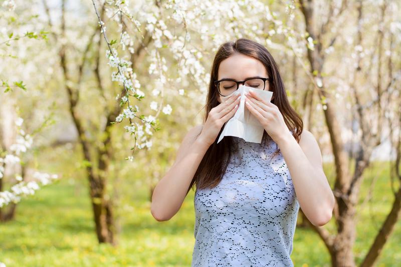 3 terapias naturales para protegerte de las alergias primaverales