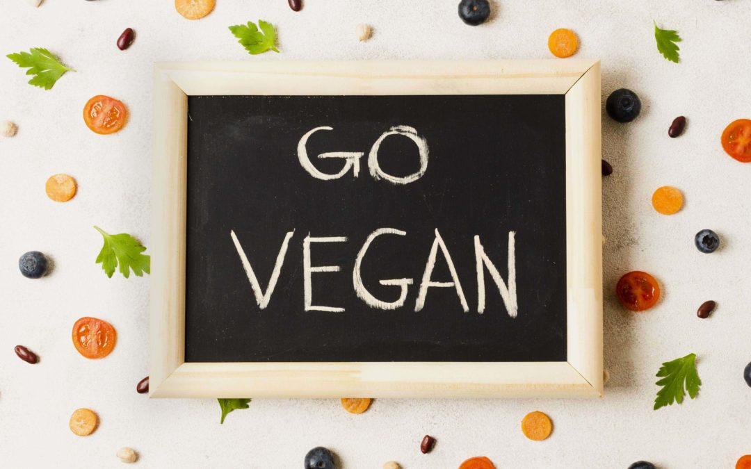 Cómo empezar con una dieta vegana
