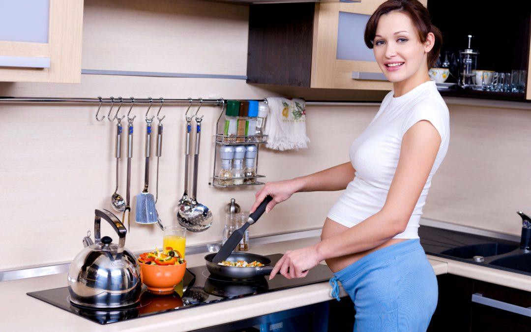 Trucos para seguir disfrutando de tu dieta vegana durante el embarazo