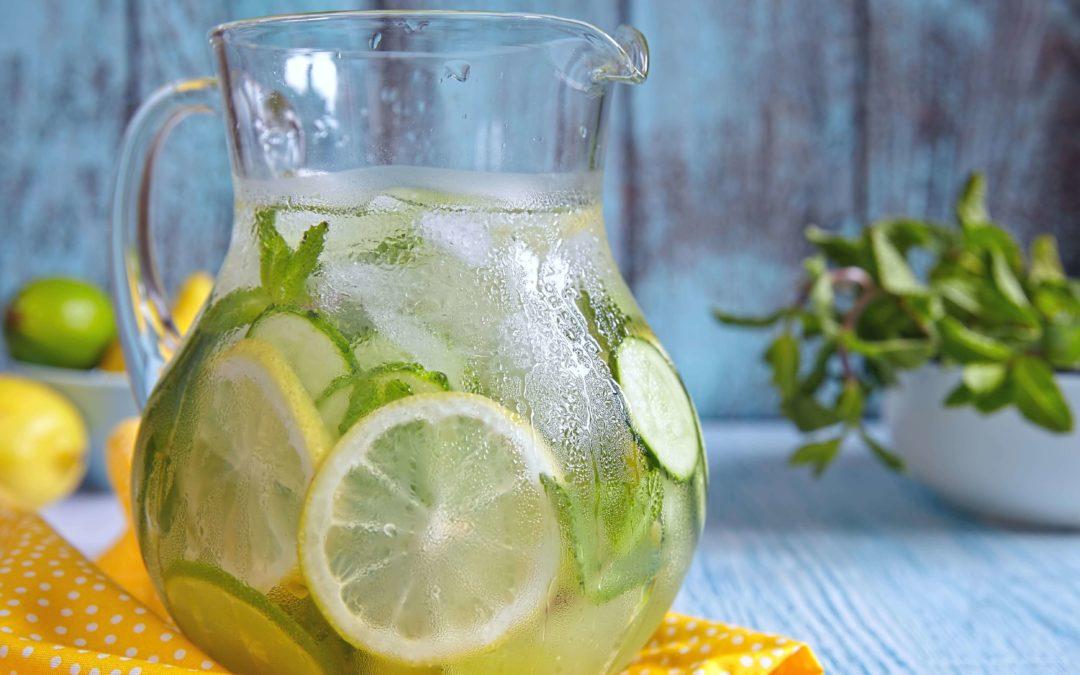 Las mejores bebidas naturales para saciar tu sed en verano