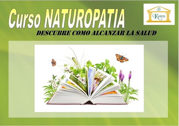 CURSO DE NATUROPATÍA 2º