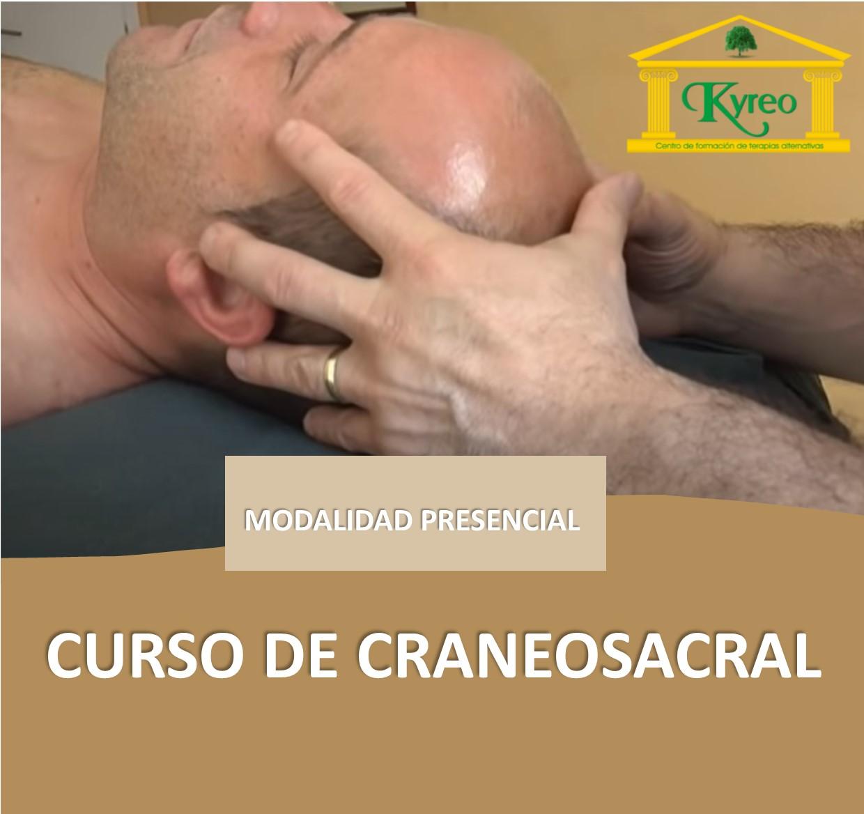 Inicio del curso de Craneosacral