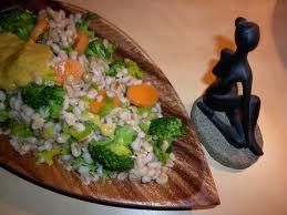 arroz y la pasta