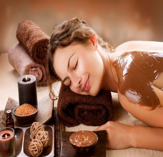 Tratamiento de Chocolaterapia