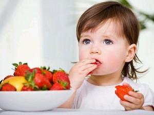 niña anemia