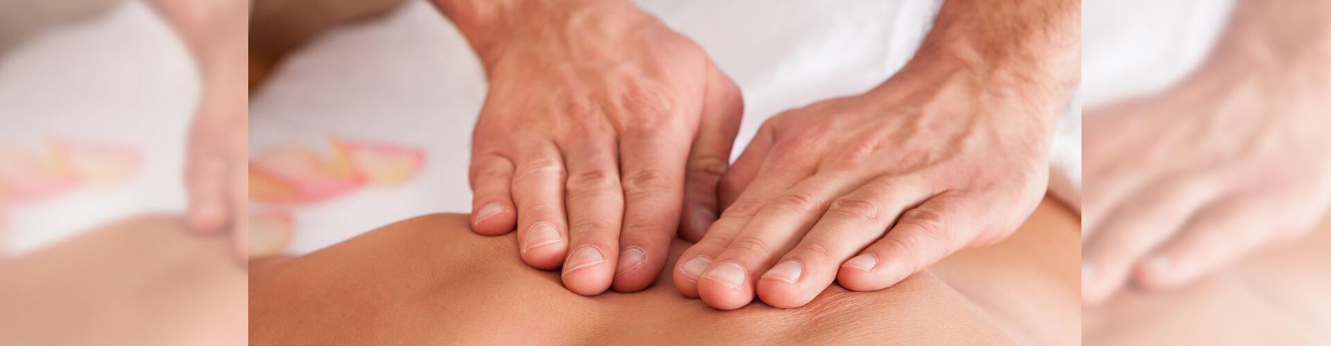 masaje de espalda kyreo contracturas